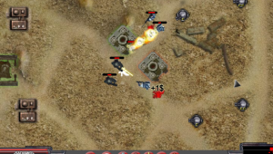 screenshot of Elite Forces:Warfare