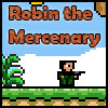 Screenshot of Robin the mercenary