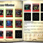 Screenshot of Mystic Cards