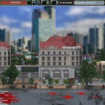 Screenshot of Armored Fighter : New War