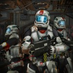 Screenshot of Elite Forces:Clone Wars