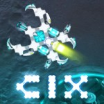 Screenshot of CIX
