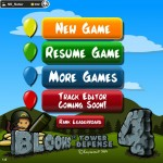 Screenshot of Bloons Tower Defense 4