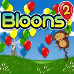 Screenshot of Bloons 2