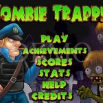 Screenshot of Zombie Trapper