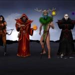 Screenshot of Heroes of Mangara