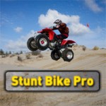 Screenshot of Stunt Bike Pro