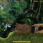Screenshot of Stunt Bike Pro