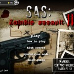 Screenshot of SAS: Zombie Assault 2