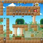 Screenshot of Guardian Rock