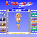 Screenshot of Pin-up Shooter