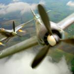 Screenshot of Spitfire: 1940