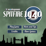 Screenshot of Spitfire: 1940