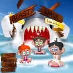 Screenshot of BlastWave: Lost at Sea