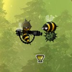Screenshot of Bee Sting