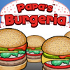 Screenshot of Papa's Burgeria