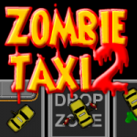 Screenshot of Zombie Taxi 2
