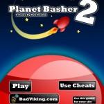 Screenshot of Planet Basher 2