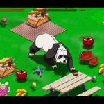 Screenshot of Panda Rampage