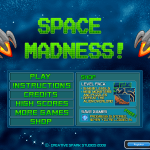 Screenshot of SpaceMadness