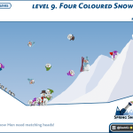 Screenshot of Spring Snow Fling